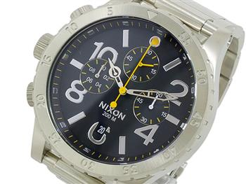 ニクソン NIXON 48-20 CHRONO クオーツ メンズ クロノ 腕時計 A486-000